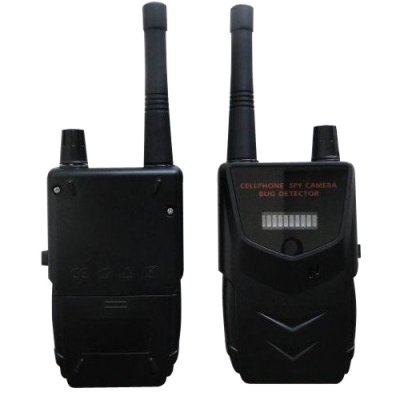 Wireless RF Detector (TX Frequency: 800-1500MHz and 1800-2500MHz)