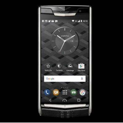 Vertu Signature Touch Jet Calf Clone Android 9.1 Snapdragon 821 4G LTE luxury Phone