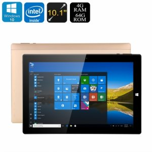Onda oBook 10 Pro Windows Tablet PC - Licensed Windows 10 Cherry Trail Z8700 CPU 10.1-Inch Display OTG Micro HDMI 4GB RAM
