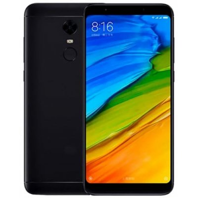 Xiaomi Redmi 5 Plus Smartphone 4G FHD Version Globale - Exclusivement pour France - BLACK