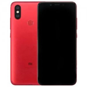 Xiaomi Mi A2 4G Phablet English and Chinese Version - RED