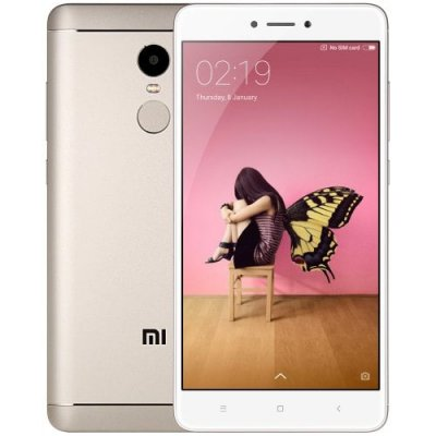 Xiaomi Redmi Note 4 4G Phablet - GOLDEN