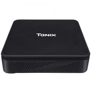 Tanix TX88 Mini PC - BLACK