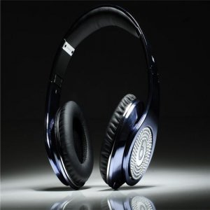 Beats Studio Headphones Electroplating Edition With Diamond Edit