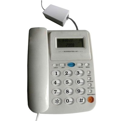 Mini GSM Telephone Forwarder with TF Slot