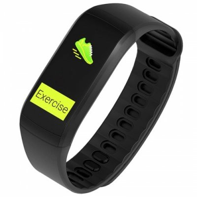 KingWear KR02 Smart Bracelet - BLACK