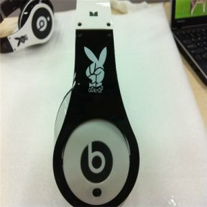 Beats By Dr Dre Special Edition Studio Playboy Over-Ear Headphones