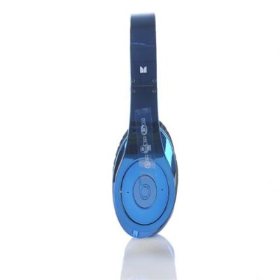 Beats by Dr Dre Studio Over-Ear Electroplate Navy Blue Headphones