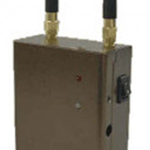 Portable GPS Jammer (GPSL1/L2)
