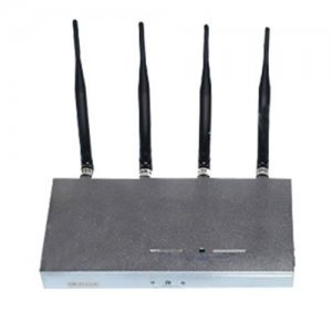 Remote Control Wireless Phone Jammer + 25 Meters
