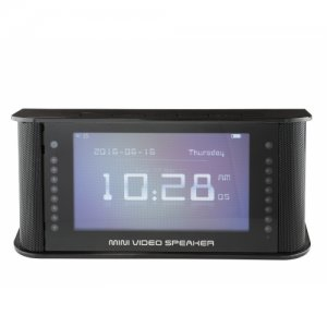 IR 1080P Clock Camera Hidden Spy