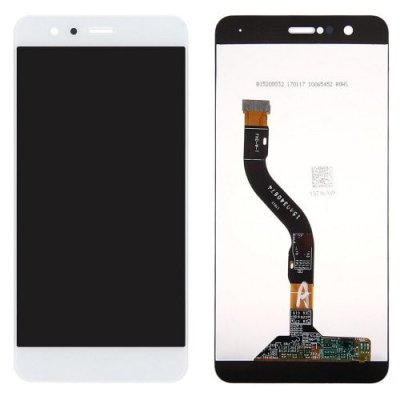 White LCD Screen Digitizer Full Assembly for Huawei P10 Lite - WHITE