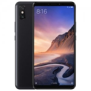 Xiaomi Mi Max 3 4G Phablet Global Version - BLACK