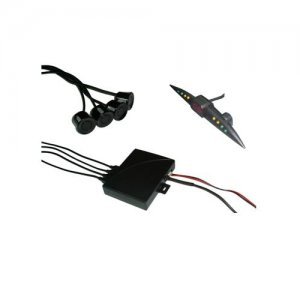 RD068C4 Rainbow LED Display Parking Sensor