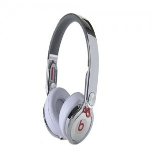 Beats By Dr Dre Mixr Limited Editon High Performance Over-Ear Headphones Platinum Gold