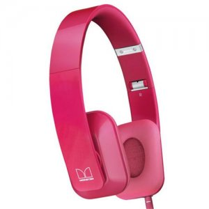 Monster Nokia Purity HD Stereo On-Ear Pink Headset