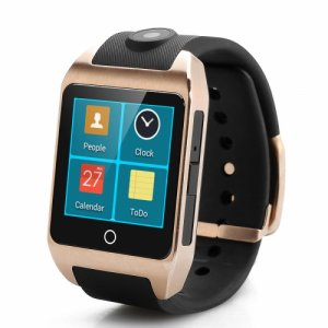 inWatch Z Watch Phone IP57 - Android 9.1 1.63 Inch Transflective Sapphire Screen