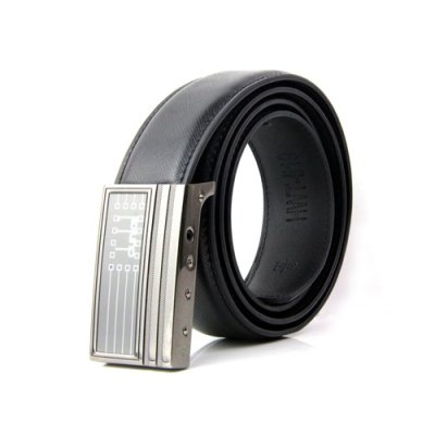 720P HD H.264 Leather belt Spy Camera with 8GB Built-in Memory