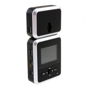 Multi-purpose HD GPS TF Card Car Bicycle DVR with Remote Controller