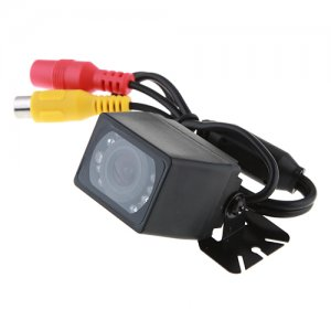 9 LED Waterproof Color CMOS/CCD Car Rear View Reverse Backup Camera E327