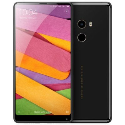 Xiaomi Mi Mix 2 4G Phablet International Version - BLACK