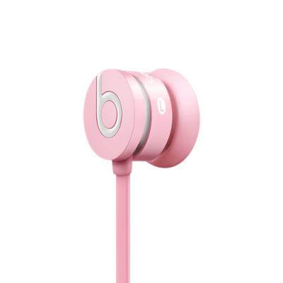 Beats By Dr Dre Nicki Pink urBeats Headphones| Earbuds with Built-In Mic