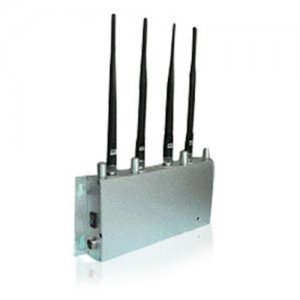 Cell Phone Jammer + GSM + CDMA + DCS + 3G