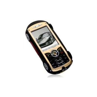 Bugatti Veyron Model Car Dual SIM Bluetooth Cell Phone