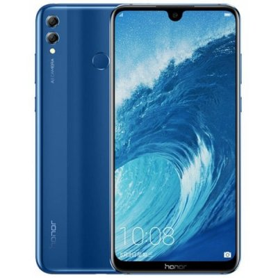 HUAWEI Honor 8X Max 4G Phablet English and Chinese Version - BLUE