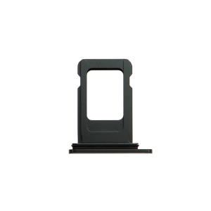iPhone XR Sim Card Tray - Black
