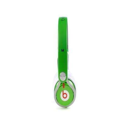 Beats By Dr Dre Mixr High Performance Headphones Green