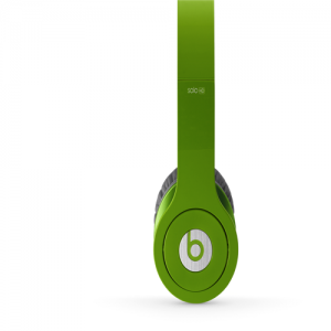 Beats By Dr Dre Solo High-Definition On-Ear Sour Apple Headphones