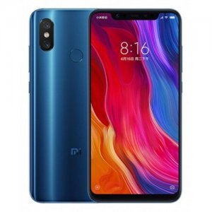 Xiaomi Mi 8 4G Phablet International Version - BLUE