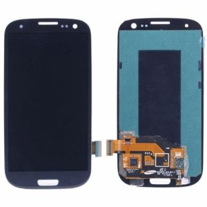 LCD Screen Digitizer Assembly Replacement for Samsung Galaxy S3 - BLUE