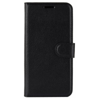 Card Protection Leather Cover Case for Samsung GALAXY Note 9 - BLACK