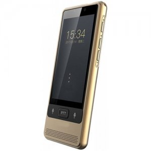 3.5 inch Touch Screen Intelligent Translator 72 Languages -u200b-u200bWiFi - 4G - GOLD