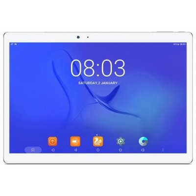 Teclast Master T10 Tablet PC Fingerprint Sensor - SILVER