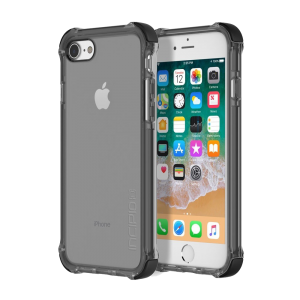 Incipio Reprieve Sport iPhone 8 Protective Case - Black/Smoke