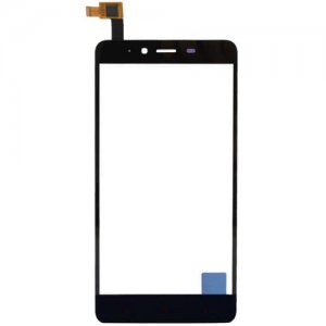 Xiaomi Front Glass Panel Touch Screen for Redmi Note 2 - BLACK