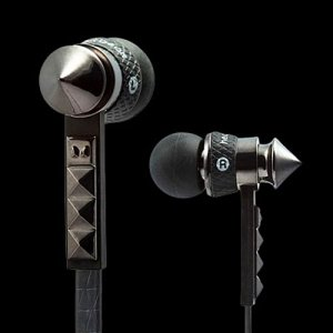 Heartbeats by Lady Gaga Earphones 2.0 Black