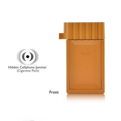 Cigarette Pack Hidden Cellphone Jammer