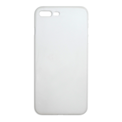 iPhone 7 Plus/8 Plus Ultrathin Phone Case - Frosted White