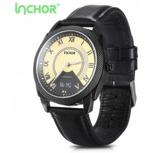 INCHOR InClock Blood Measure Smart Watch - BLACK