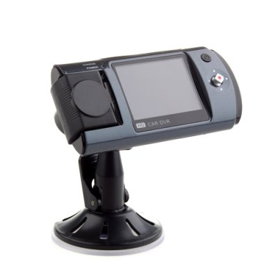 R280 1080P HD Car DVR Black Box 132 Wide Angle Turnable Lens 2.0'' Screen HDMI TV Output