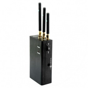 Wifi Bluetooth Wireless Video Camera Bug Spy Camera Signal Jammer - Portable Wireless Block