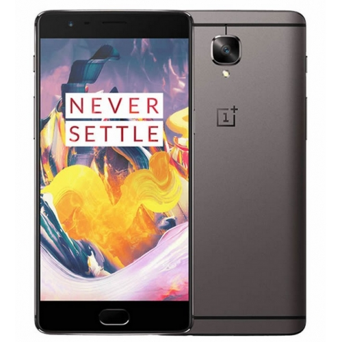 OnePlus 3T 4G LTE 6GB 64GB 128gb Snapdragon 835 Android 9.1 5.5 inch FHD 16.0MP Touch ID NFC