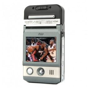 5.0 Megapixel 2.0 Inch LTPS TFT LCD Screen High Definition Video Recorder