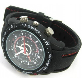 Multi-Function 4GB High-Quality HD DV SPY Watch