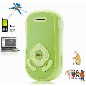 GSM Triband Kids GPS Track Devices with Phone Call and Movement Alert